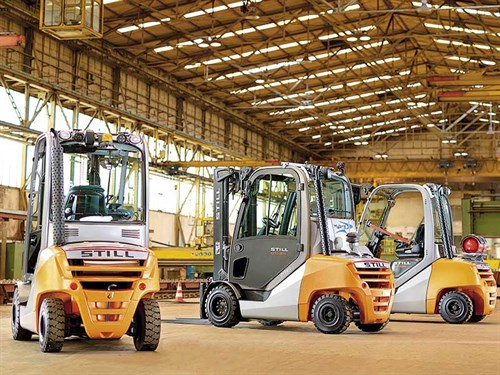 Lifetrucks --Still -Forklifts -1