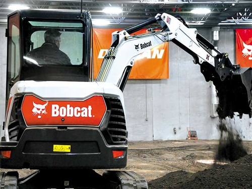 Bobcat -R-Series -excavators -1