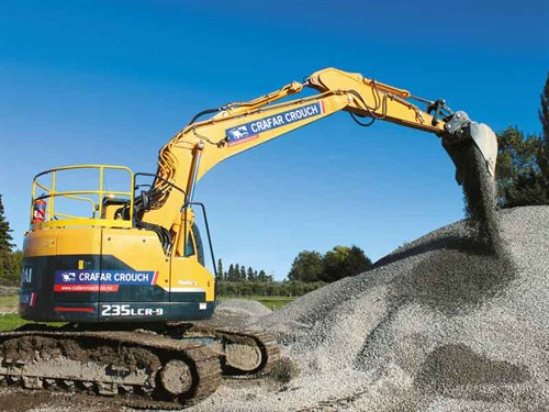 Hyundai -equipment